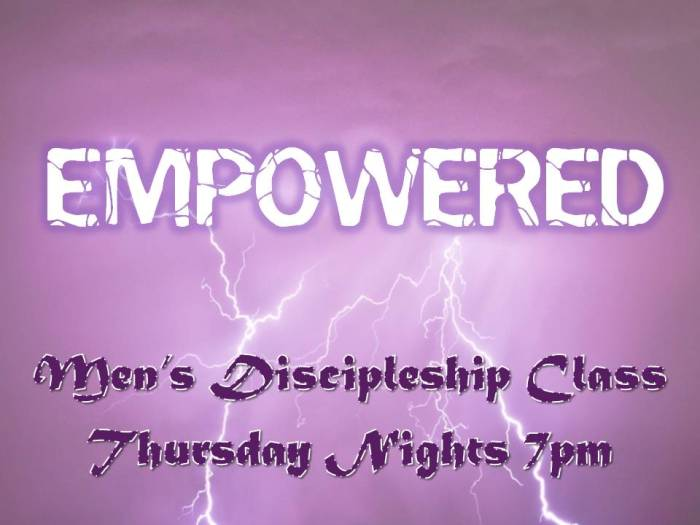empowered-discipleship-class